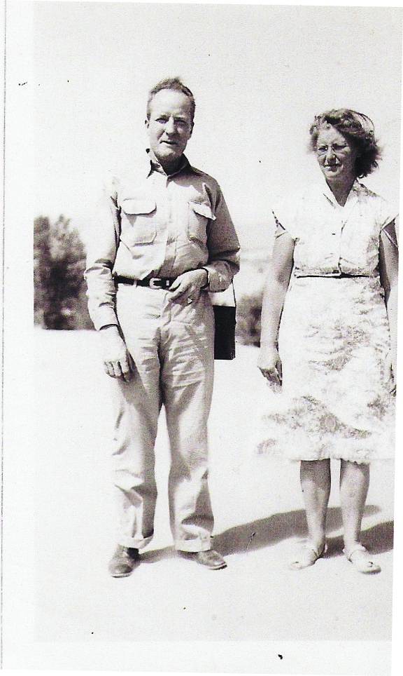 Clifford and Dicy Warner