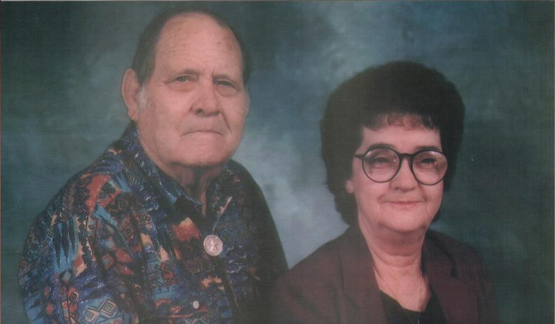 Coy and Iva June Courts